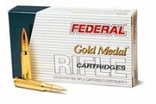 Federal Gold Medal Match .308 Win 168 gr Sierra MatchKing