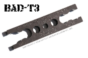 BAD-T4 - M14 / M1A Cylinder Wrench + SEI Gas Lock Front Sight
