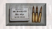 PPU M80 7.62x51 (.308 Win)  Ammunition