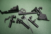 Op Rod Tab, Trigger Group Spline and Parts Refinishing